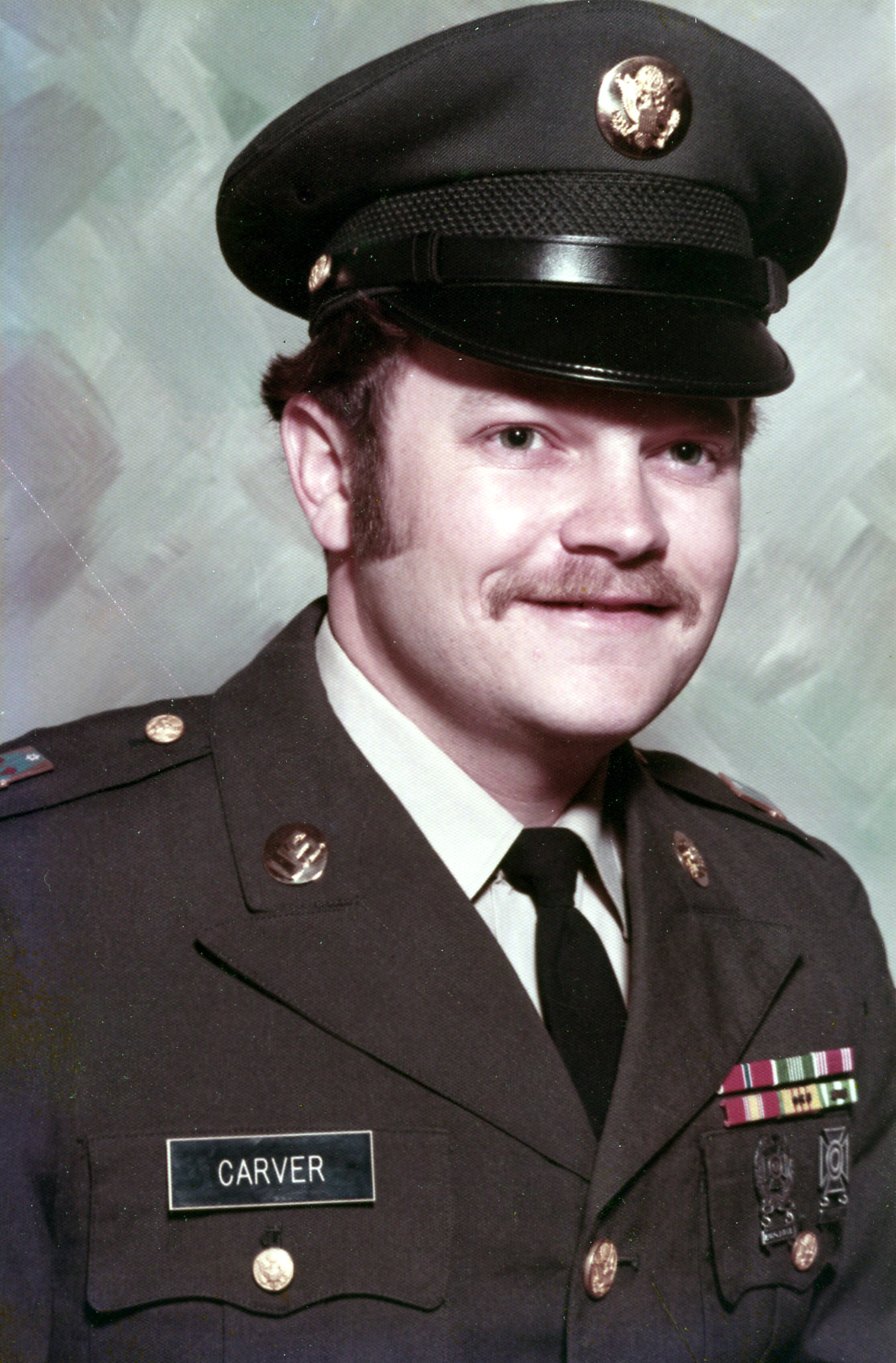 Spec 5 Roger Carver, Army Security Agency, 1971