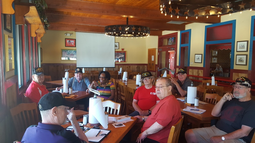 Board of Directors and Jim Boyd, 7/14/16