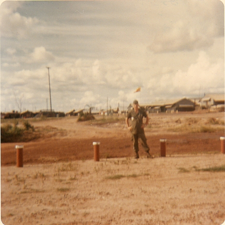 Background of our HHC 11th Gp, Jim Cheek, 6-13-70