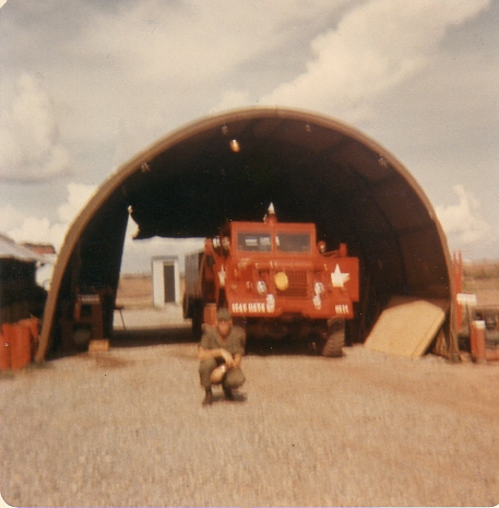 This is my fire truck. Jim Cheek, 6-13-70