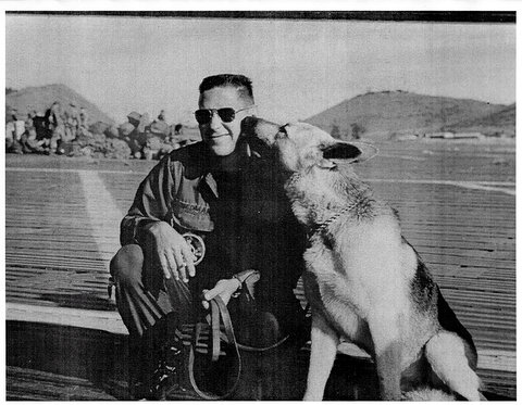 Scout Dog - Harold Goldman