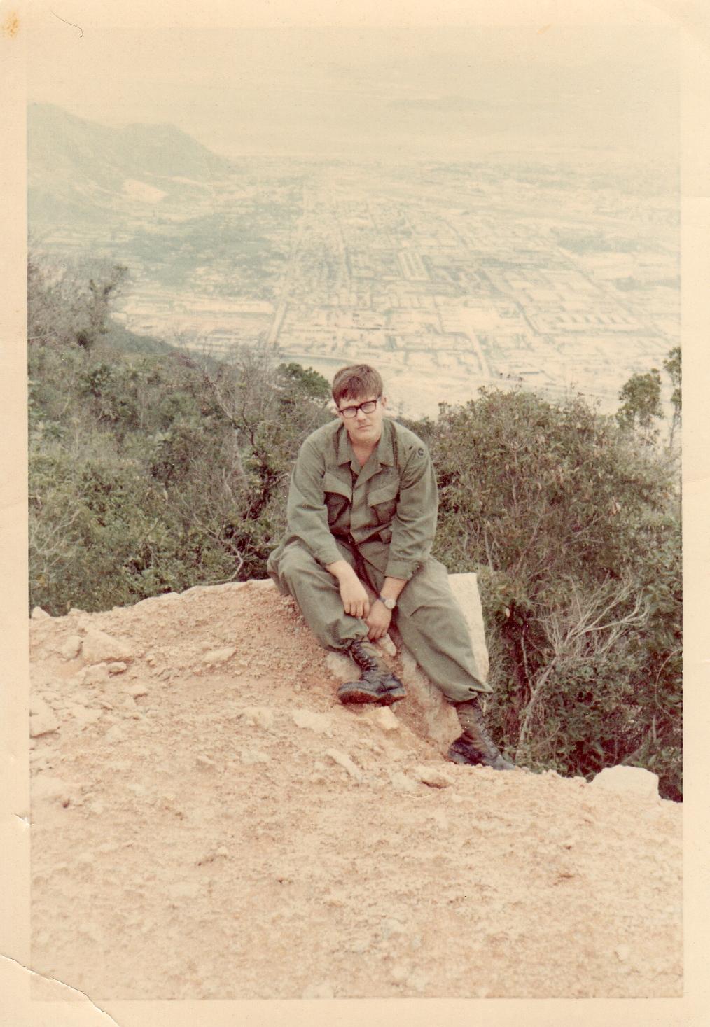 Don Graber, 1969, Vung Tau.